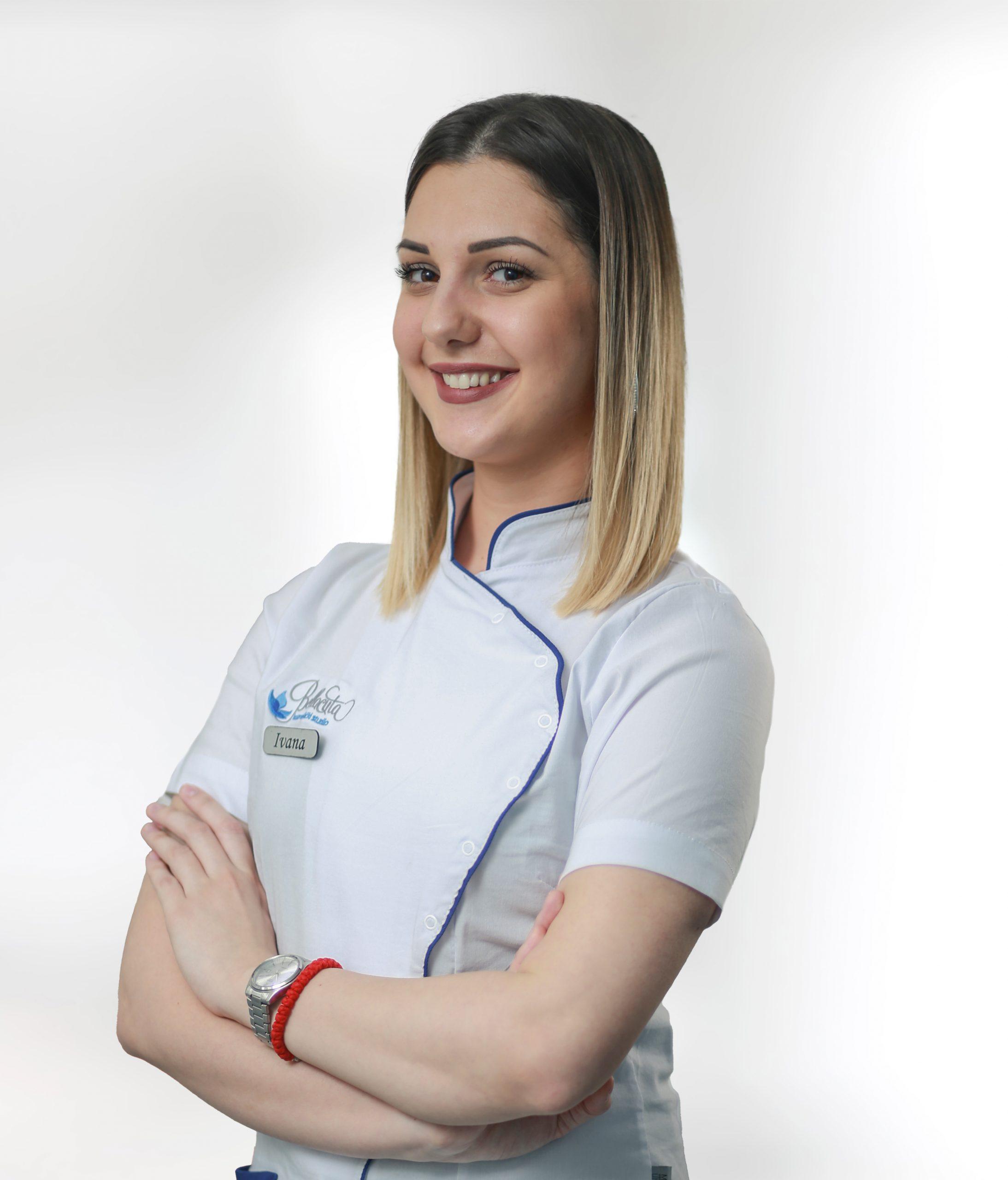 Ivana Popović- specijalista za pedikir